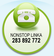 nonstop linka tel.:283 892 772